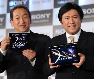 Tablety Sony z Androidem 4.0 już w kwietniu