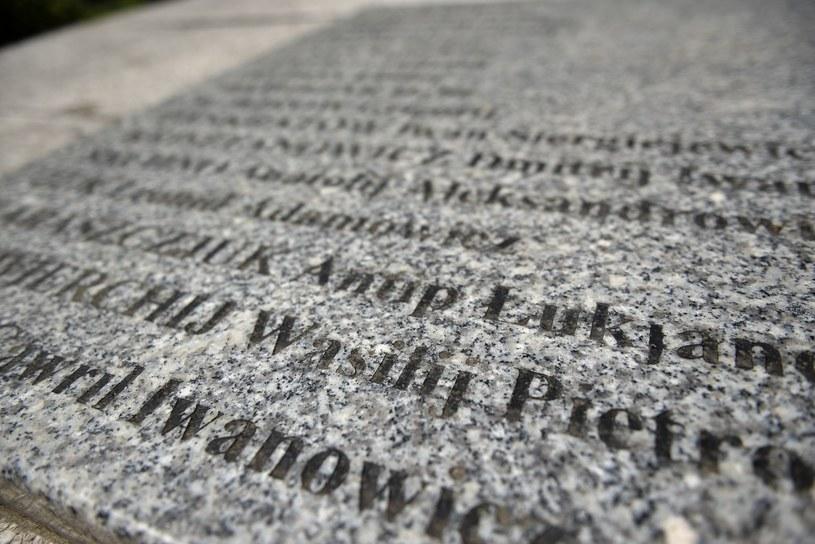 Tablica pamięci żołnierzy Armii Radzieckiej w Tczewie /East News