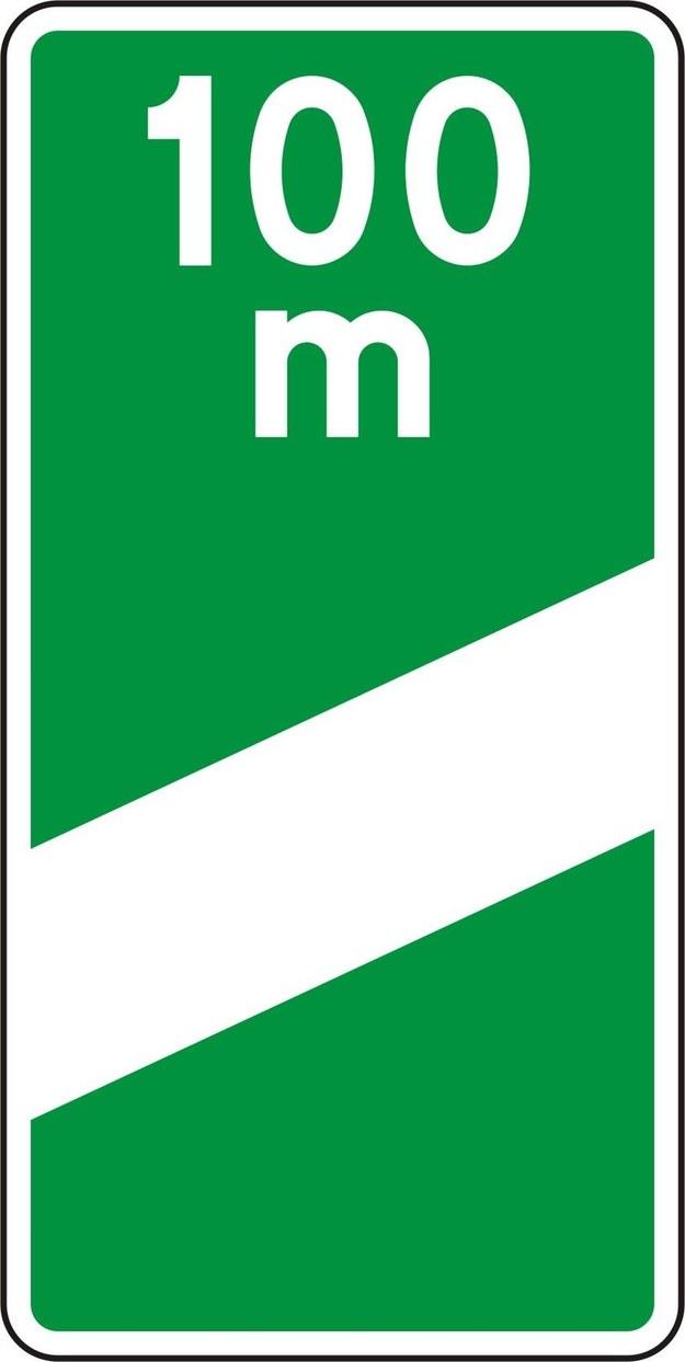 Tablice wskaźnikowe na drodze ekspresowej /Ministerstwo Infrastruktury /