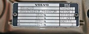 Tabliczka znamionowa to tylko dodatkowe miejsce dla umieszczenia VIN-u. /Motor