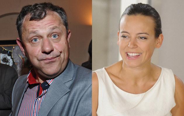 Tadeusz Chudecki, Anna Mucha, fot.Szilagyi, Antoniak  /MWMedia
