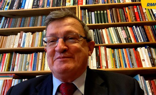 Tadeusz Cymański gościem Porannej rozmowy w RMF FM