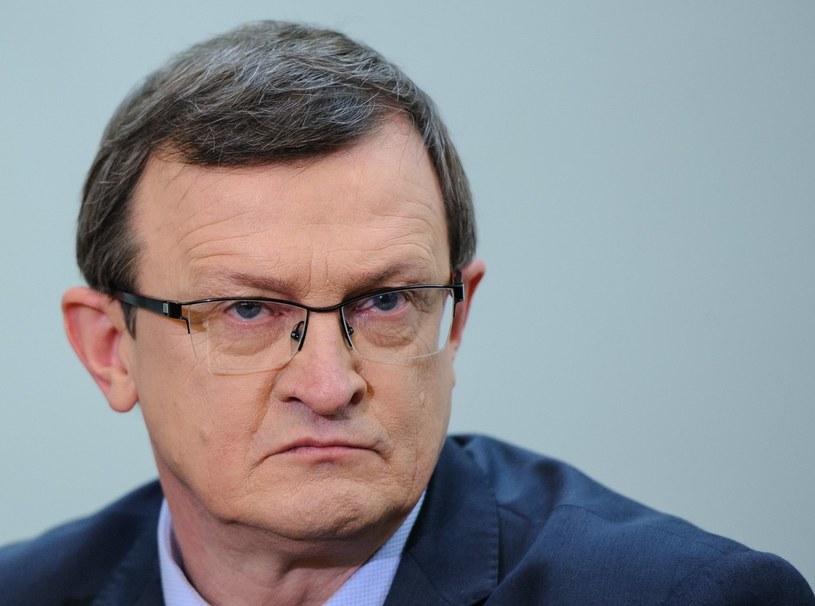 Tadeusz Cymański /Rafał Oleksiewicz /Reporter