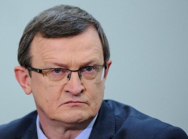 Tadeusz Cymański /Rafał Oleksiewicz /Reporter   /East News