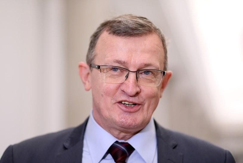 Tadeusz Cymański /STANISLAW KOWALCZUK /East News