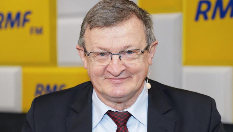 Tadeusz Cymański /Michał Dukaczewski /RMF FM