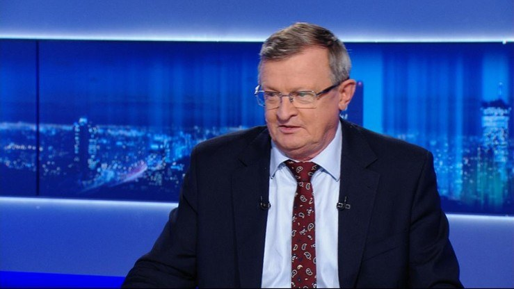 Tadeusz Cymański /Polsat News