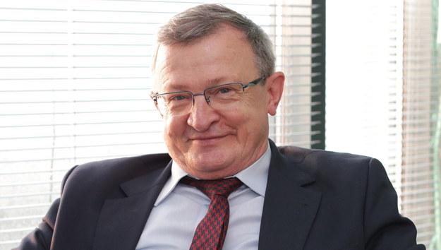 Tadeusz Cymański /Jakub Rutka /RMF FM