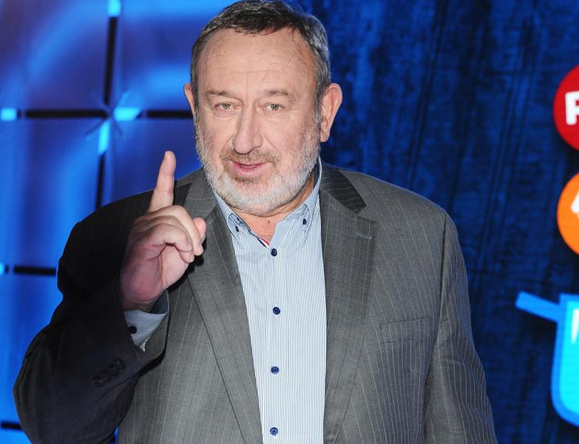Tadeusz Drozda - znany polski satyryk, komik, aktor i konferansjer /VIPHOTO /East News