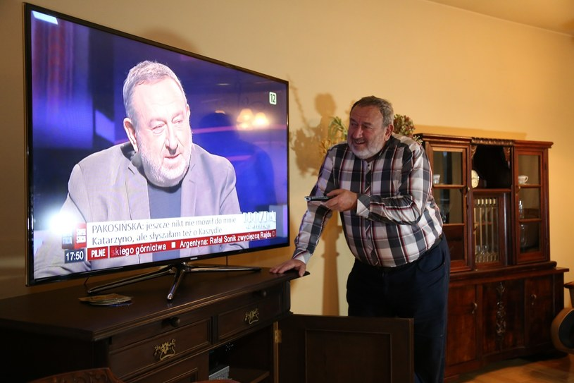 Tadeusz Drozda /- /East News