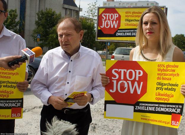 Tadeusz Iwinski /Artur Szczepanski/REPORTER /East News