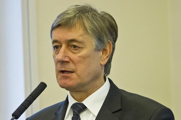 Tadeusz Kłos, b. główny inspektor ochrony roslin i nasiennictwa Fot. Krystian Dobuszyński /Reporter