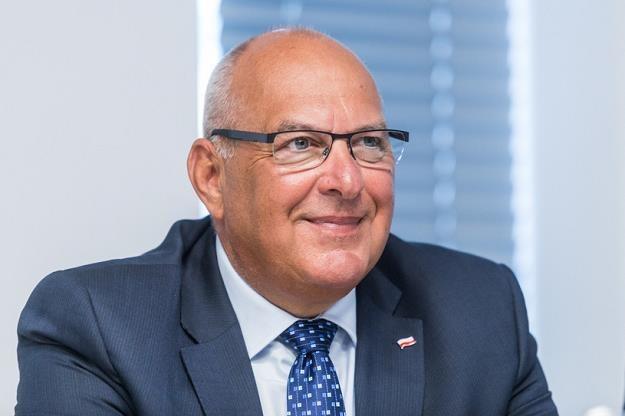 Tadeusz Kościński, minister finansów. Fot. Krzysztof Kaniewski /Reporter