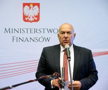 Tadeusz Kościński, minister finansów: Płacenie podatków to nie jest jakiś haracz