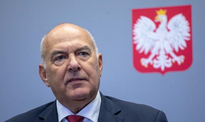 Tadeusz Kościński, minister finansów RP. Fot. Feliks Herauf /Getty Images