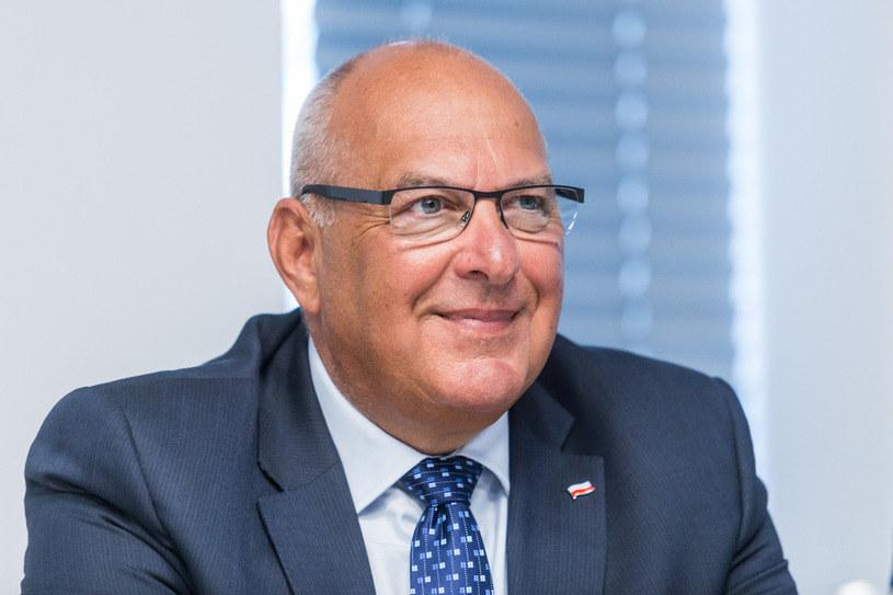 Tadeusz Kościński, minister finansów /Krzysztof Kaniewski /Reporter