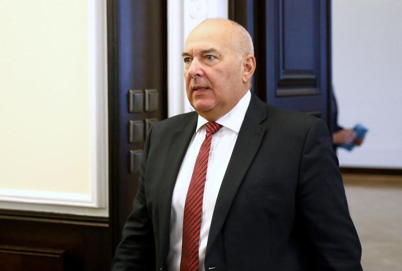 Tadeusz Kościński, minister finansów /Piotr Małecki /East News