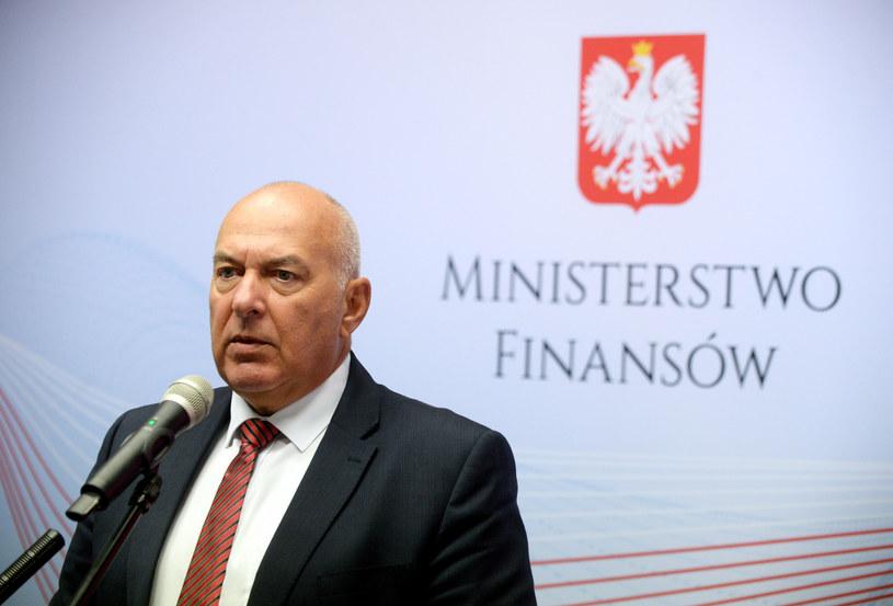 Tadeusz Kościński, minister finansów. /Jan Bielecki /East News