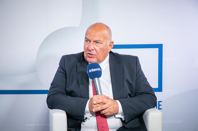 Tadeusz Kościński, minister finansów. /Fot. Ireneusz Rek /INTERIA.PL