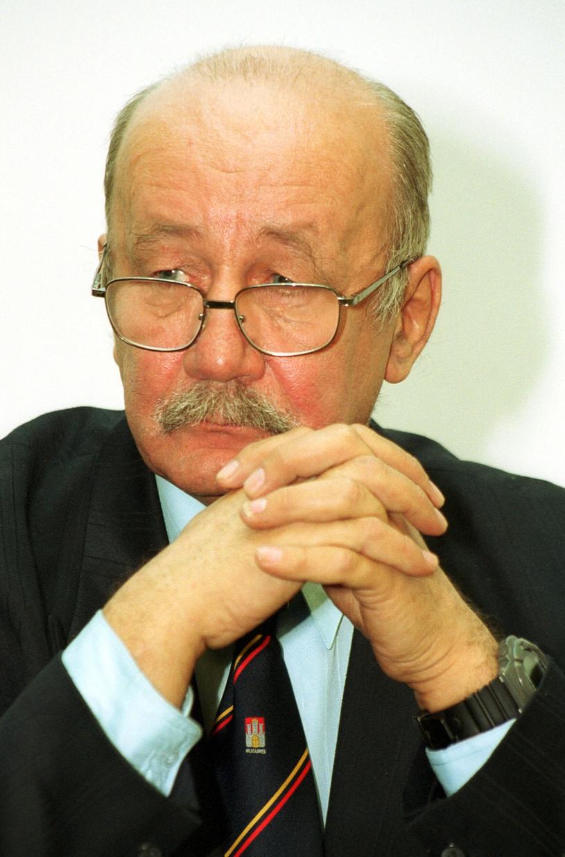 Tadeusz Kraśko /Wojciech Grzedzinski/REPORTER /Reporter