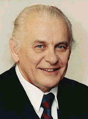 Tadeusz Łomnicki, fot. Janusz Świąder /Janusz Świąder /MWMedia