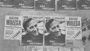 Tadeusz Mazowiecki. Przegrana walka o prezydenturę w 1990 r.