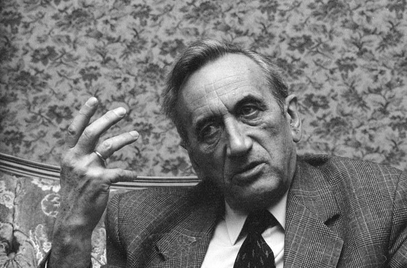 Tadeusz Mazowiecki zmarł w wieku 86 lat/fot. Fotonova /Tomasz Mierzejski /East News
