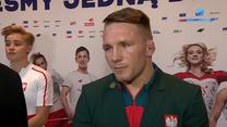 Tadeusz Michalik: Cieszę się, że inspiruję dzieci do uprawiania zapasów. WIDEO (Polsat Sport)