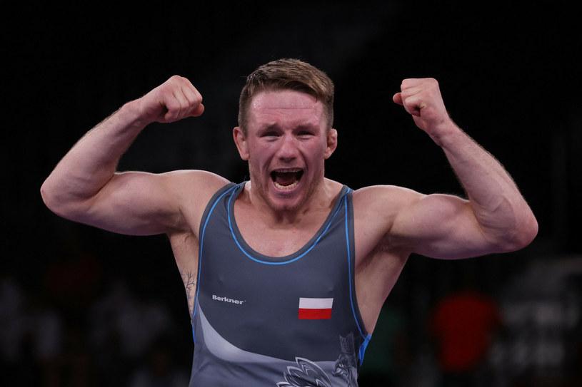 Tadeusz Michalik dołączył do grona polskich medalistów olimpijskich w Tokio /JACK GUEZ/AFP/East News /East News