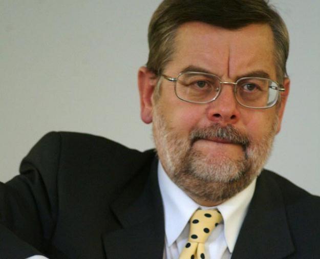 Tadeusz Nałęcz. Fot. Janek Pruski /East News