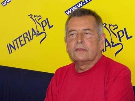 Tadeusz Nalepa (1943-2007) /INTERIA.PL