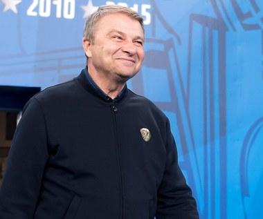 Tadeusz Pawłowski (Śląsk) po 0-2 z Lechem. Wideo