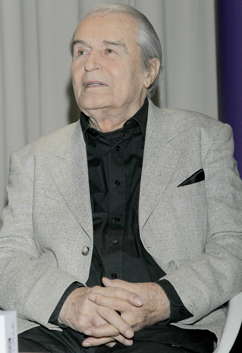 Tadeusz Pluciński /Krzemiński Jordan /AKPA
