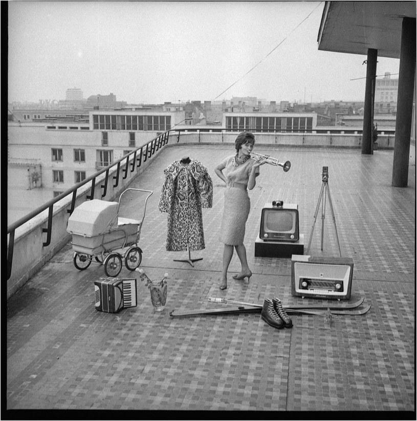 Tadeusz Rolke, zdj. z 1961 roku /PFR /