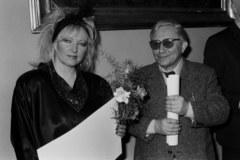 Tadeusz Różewicz - chwile uchwycone w obiektywie