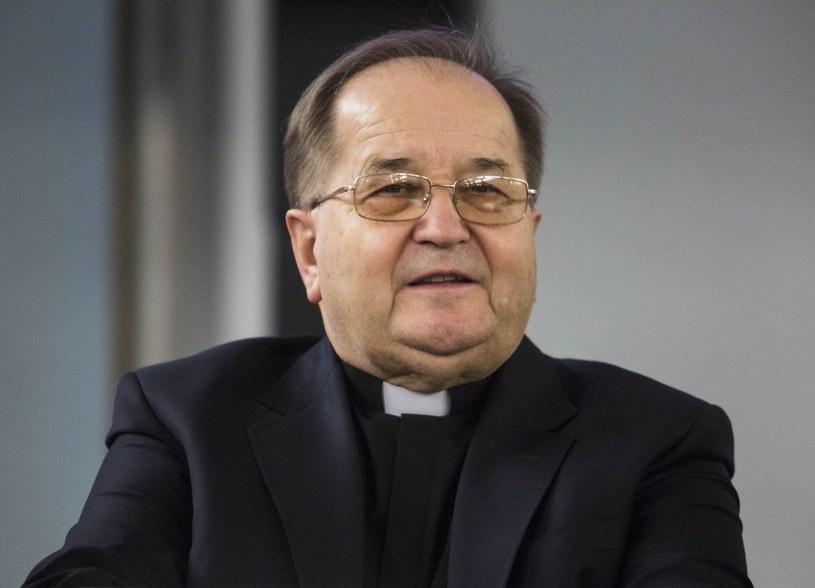 Tadeusz Rydzyk /fot. Andrzej Hulimka /Reporter