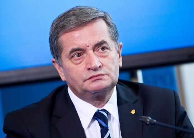 Tadeusz Skobel, wiceminister energii. Fot. Andrzej Stawiński /Reporter