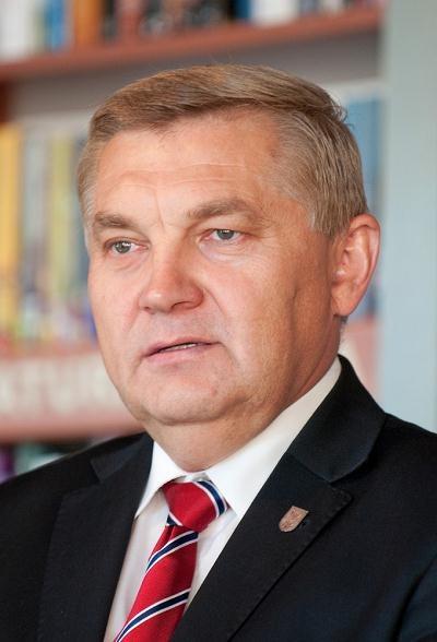 Tadeusz Truskolaski, prezydent Białegostoku /fot. Michal Kosc /Reporter