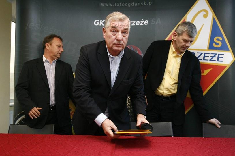 Tadeusz Zdunek /WOJCIECH FIGURSKI / 058sport.pl / NEWSPIX.PL /Newspix
