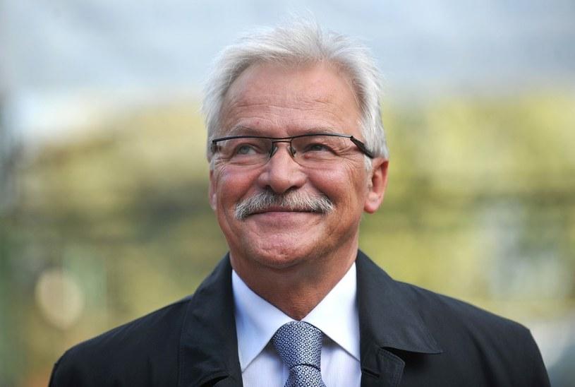Tadeusz Zwiefka został szefem kampanii Platformy Obywatelskiej w wyborach do PE. /Bartosz Krupa /East News