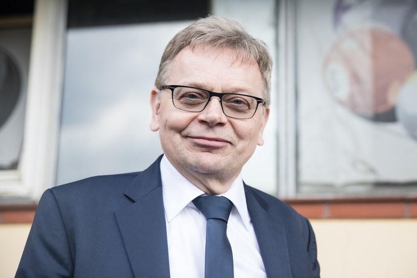 Tadeusz Zysk /Aleksandra Szmigiel /Reporter