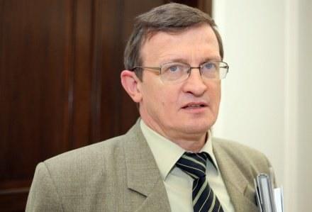 Tadeusza Cymańskiego z chęcią zaprosiłby Eugeniusz Kłopotek/fot. P. Bławicki /Agencja SE/East News