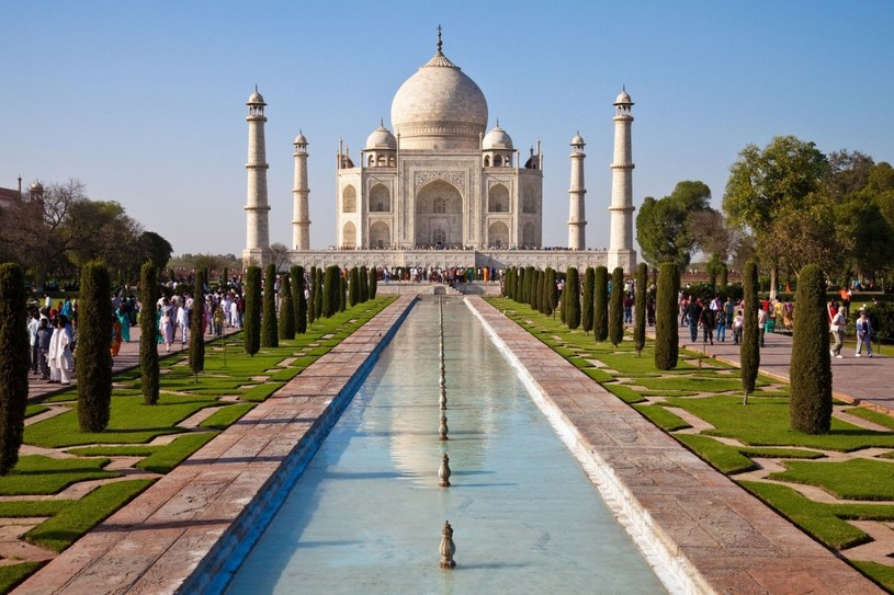 Tadż Mahal /123RF/PICSEL