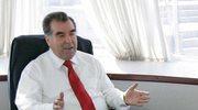 """Tadżycki prezydent krytykuje za """"otaczanie go kultem jednostki"""""""