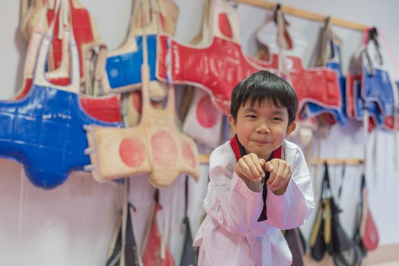 Taekwondo to sport narodowy Koreańczyków /123RF/PICSEL