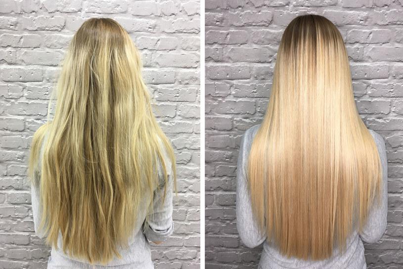 Tafla gładkich włosów? Są na to sposoby /123RF/PICSEL