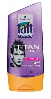 Taft Looks Titan Look Extreme - żel /materiały prasowe