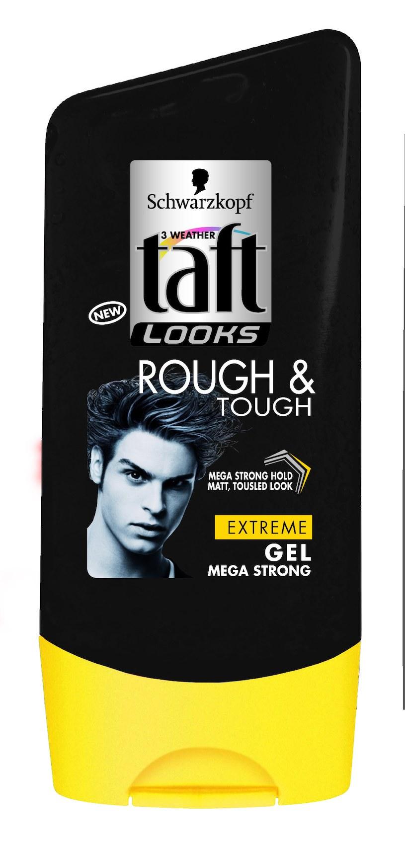 Taft Rough'n'Tough  /materiały prasowe