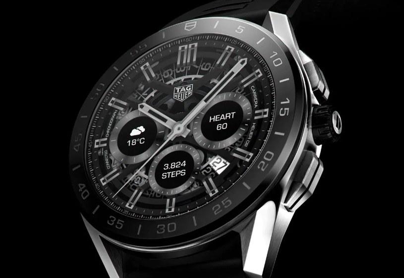 Tag Heuer Smartwatch /materiały prasowe
