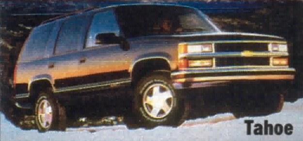 Tahoe /Chevrolet